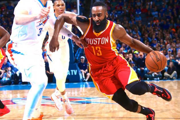 e231be26370 Houston Rockets vs. Oklahoma City Thunder  Live Score