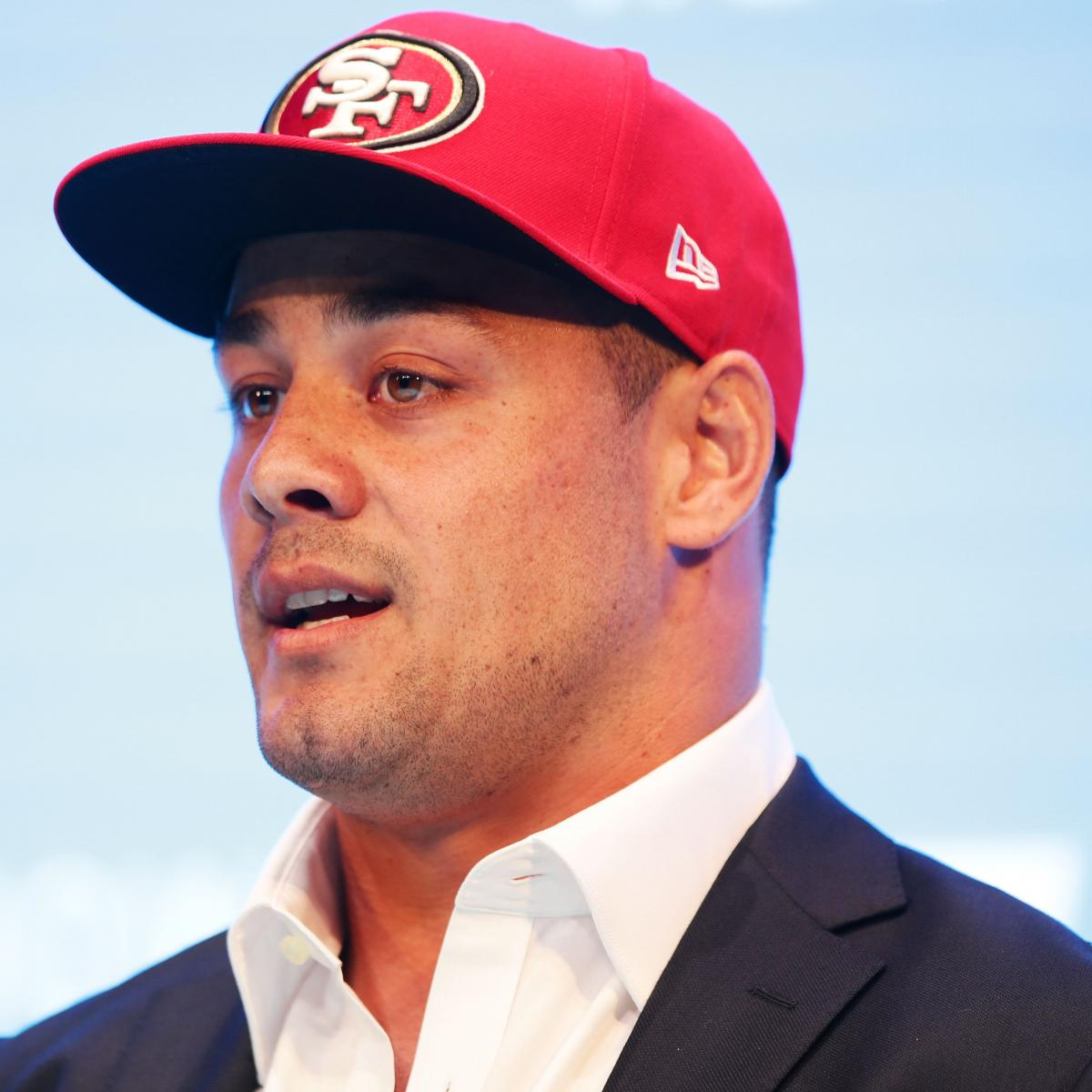 Rugby League Rules Nfl: Jarryd Hayne: How 10 Other Rugby League Players Fared In