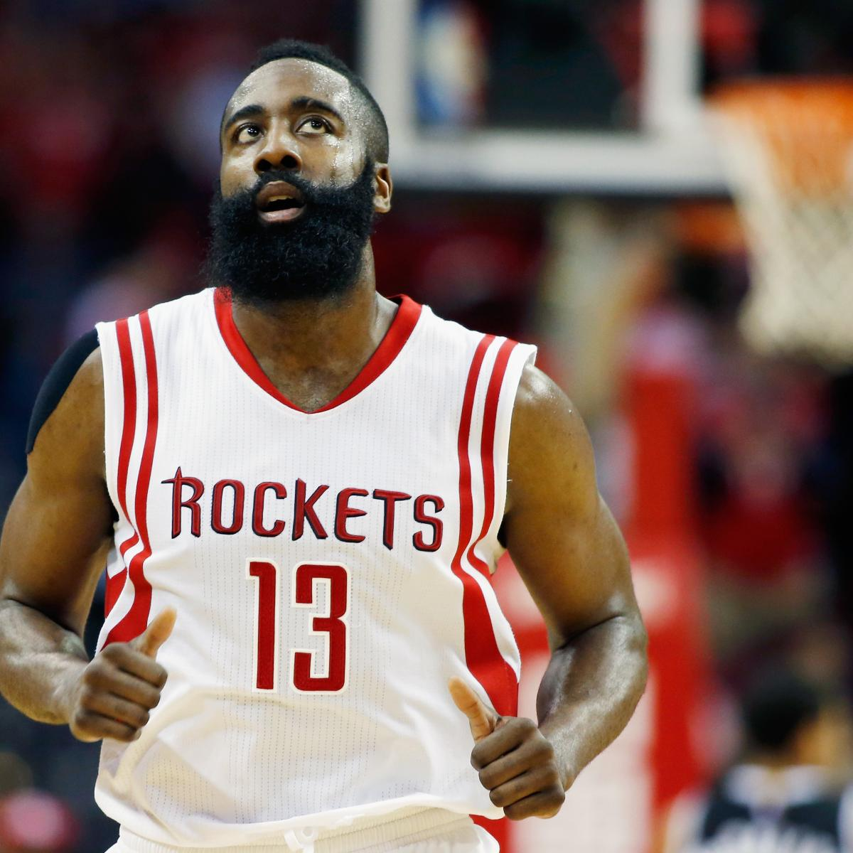 James Harden And Stephen Curry: Why James Harden, Not Stephen Curry Is This Year's NBA MVP