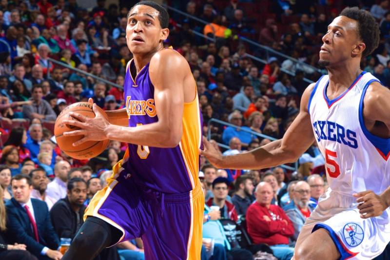 pretty nice ab16c ecc44 Jordan Clarkson Shattering All Projections for His NBA ...