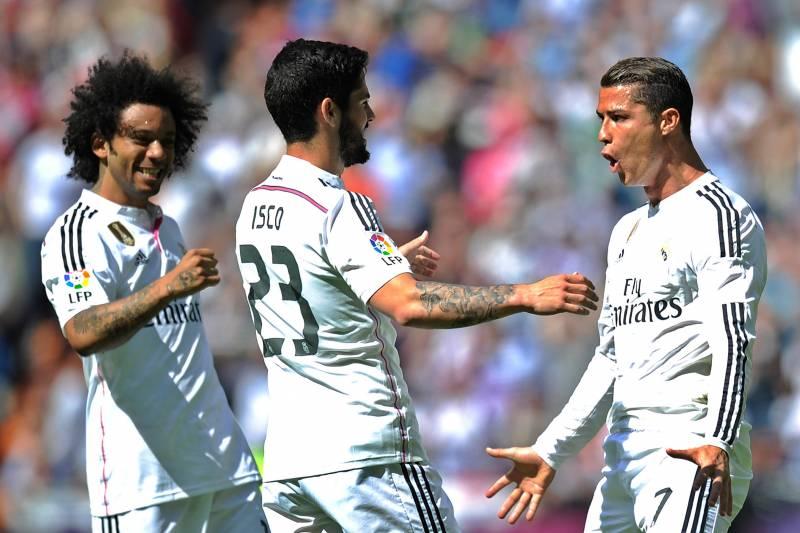 d15b2b045 La Liga Results 2015 Week 31  Tracking Final Scores
