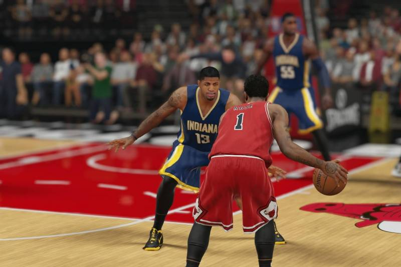 563c192040a NBA 2K15  Derrick Rose and Paul George Return to Roster