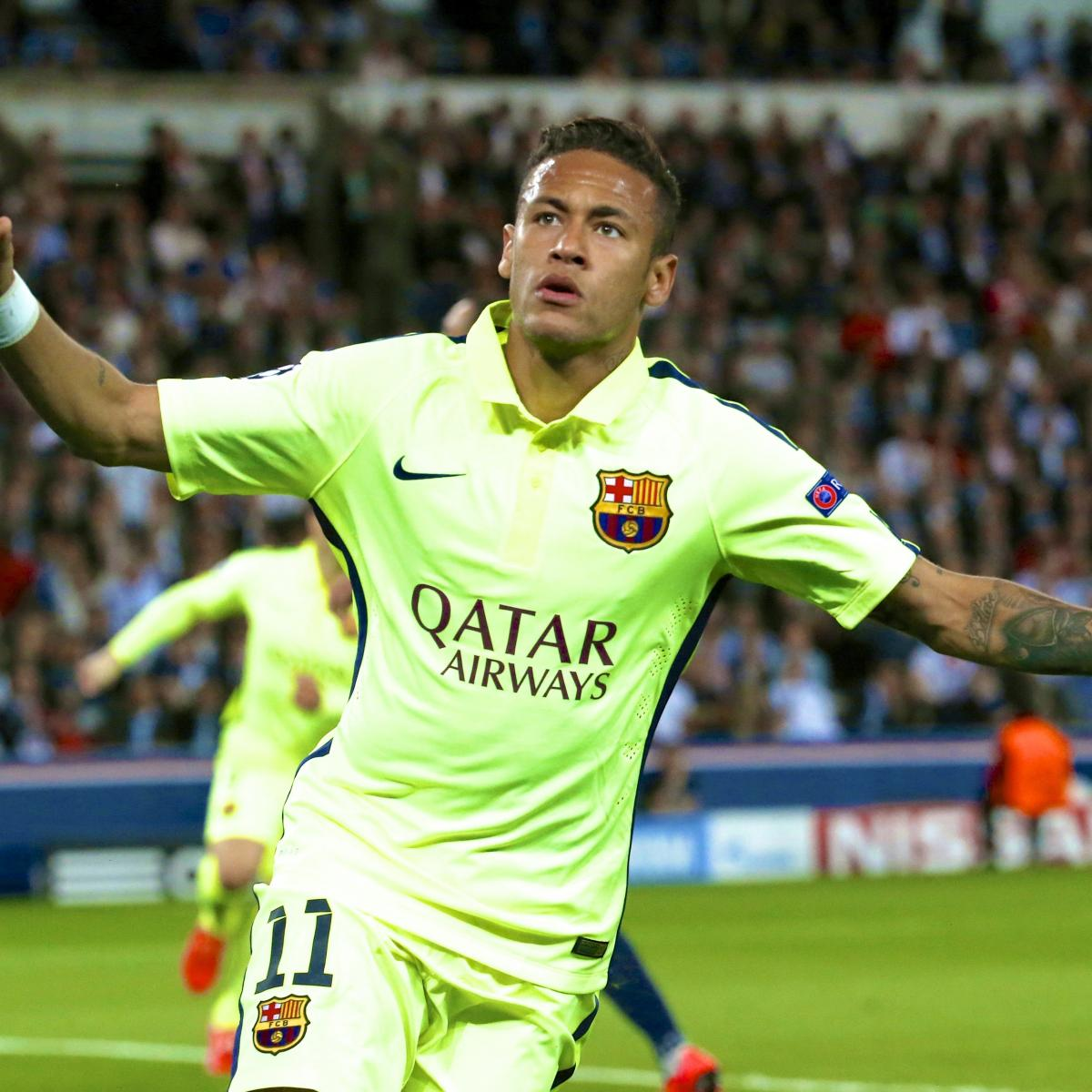 PSG Vs. Barcelona: Live Score, Highlights From Champions