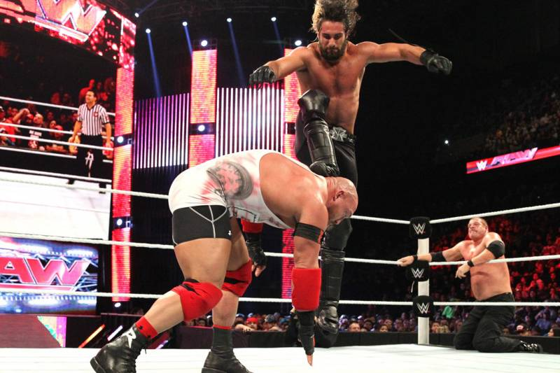 Seth Rollins No Longer Using Curb Stomp Is Huge Loss for the