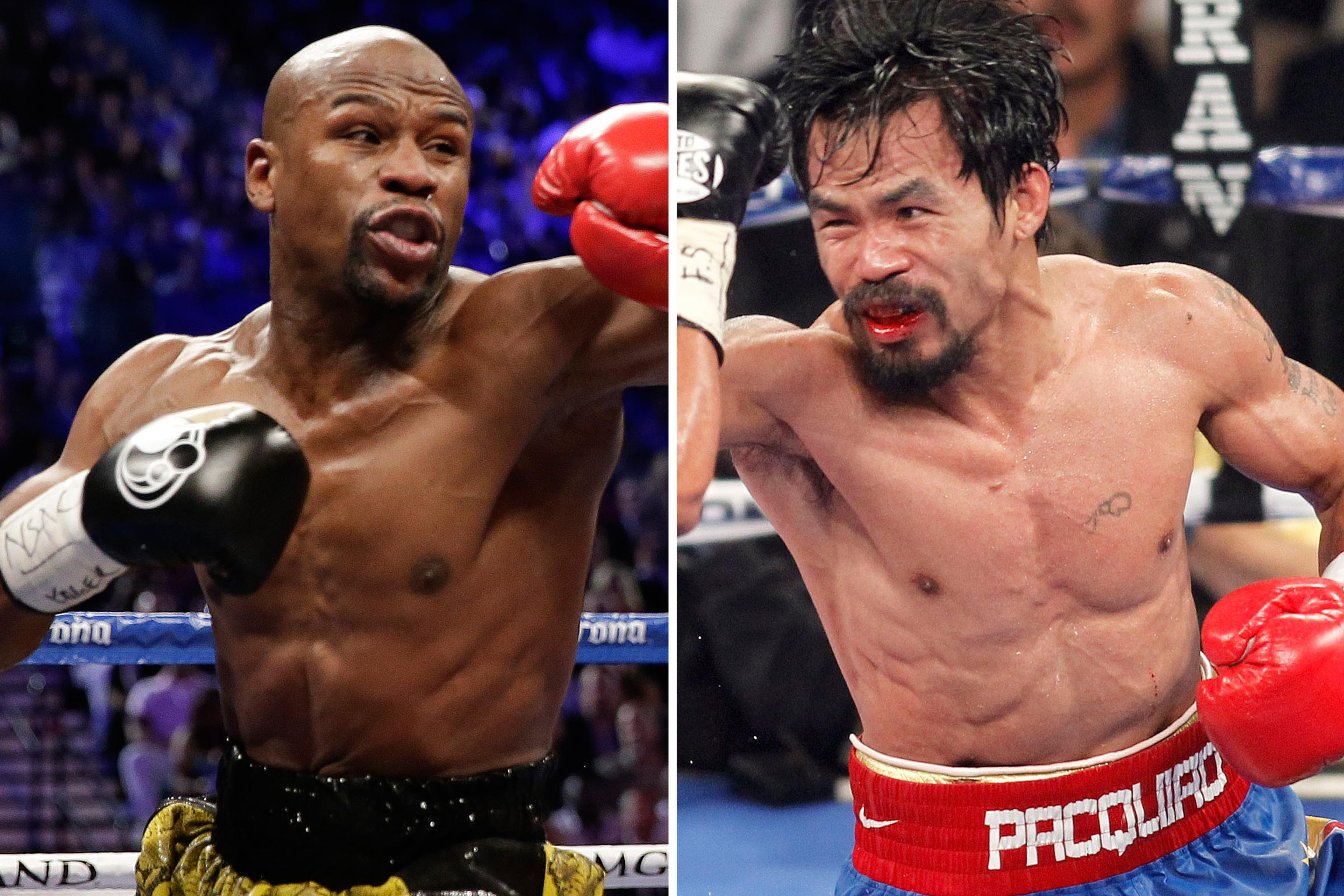 Pacquiao vs mayweather betting odds in vegas sports betting in new hampshire