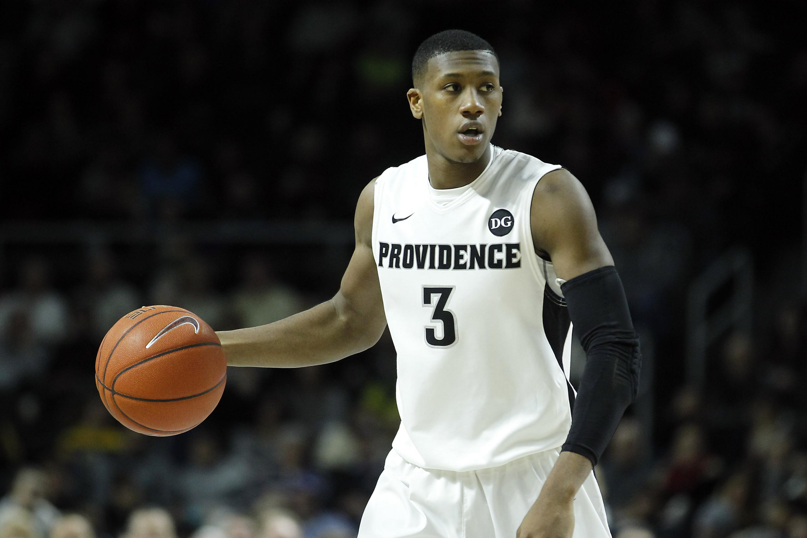 reputable site 9dc6e 09b9b Providence's Kris Dunn Making Risky Decision to Pass on 2015 ...