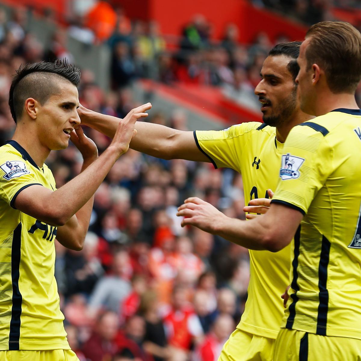 Tottenham 3 Fulham 1 Match Highlights Harry Kane Scores: Tottenham Hotspur: Ranking Best And Worst Spurs Players