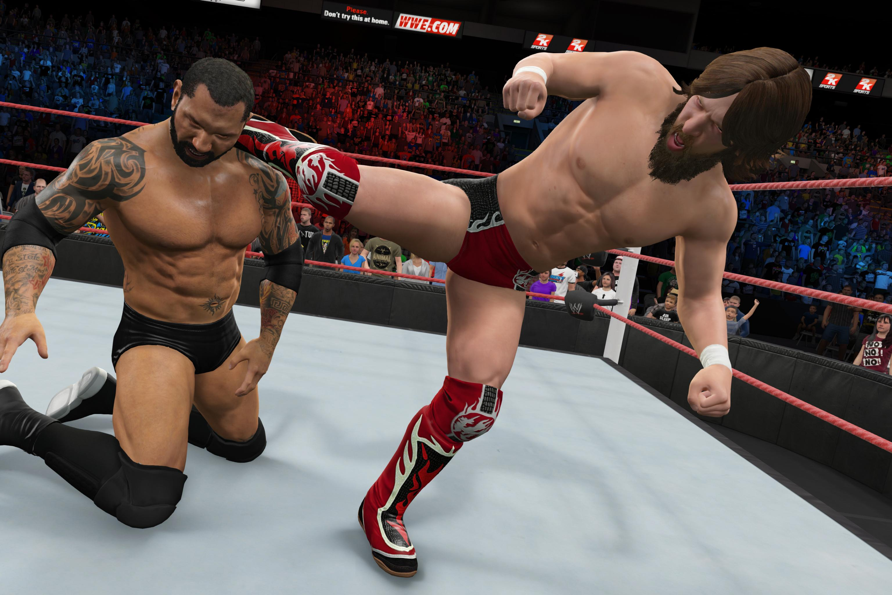 Wwe 2k15 For Pc Free Full Version