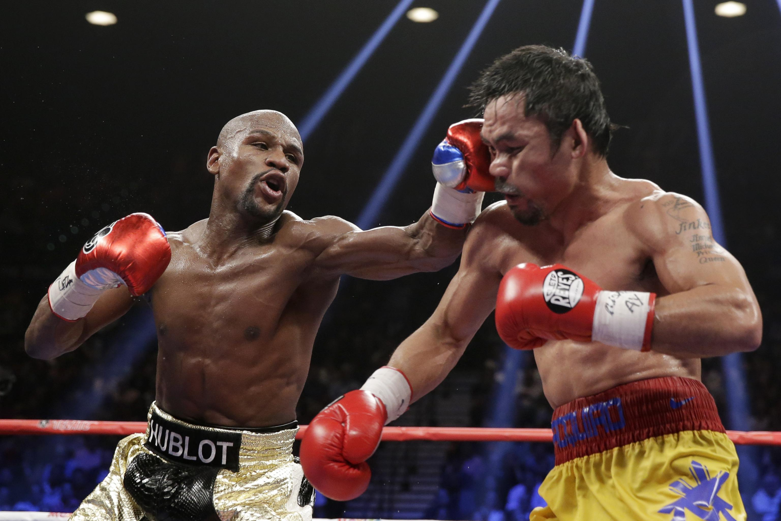 Floyd Mayweather Vs Manny Pacquiao Full Results Prize Money And More Bleacher Report Latest News Videos And Highlights