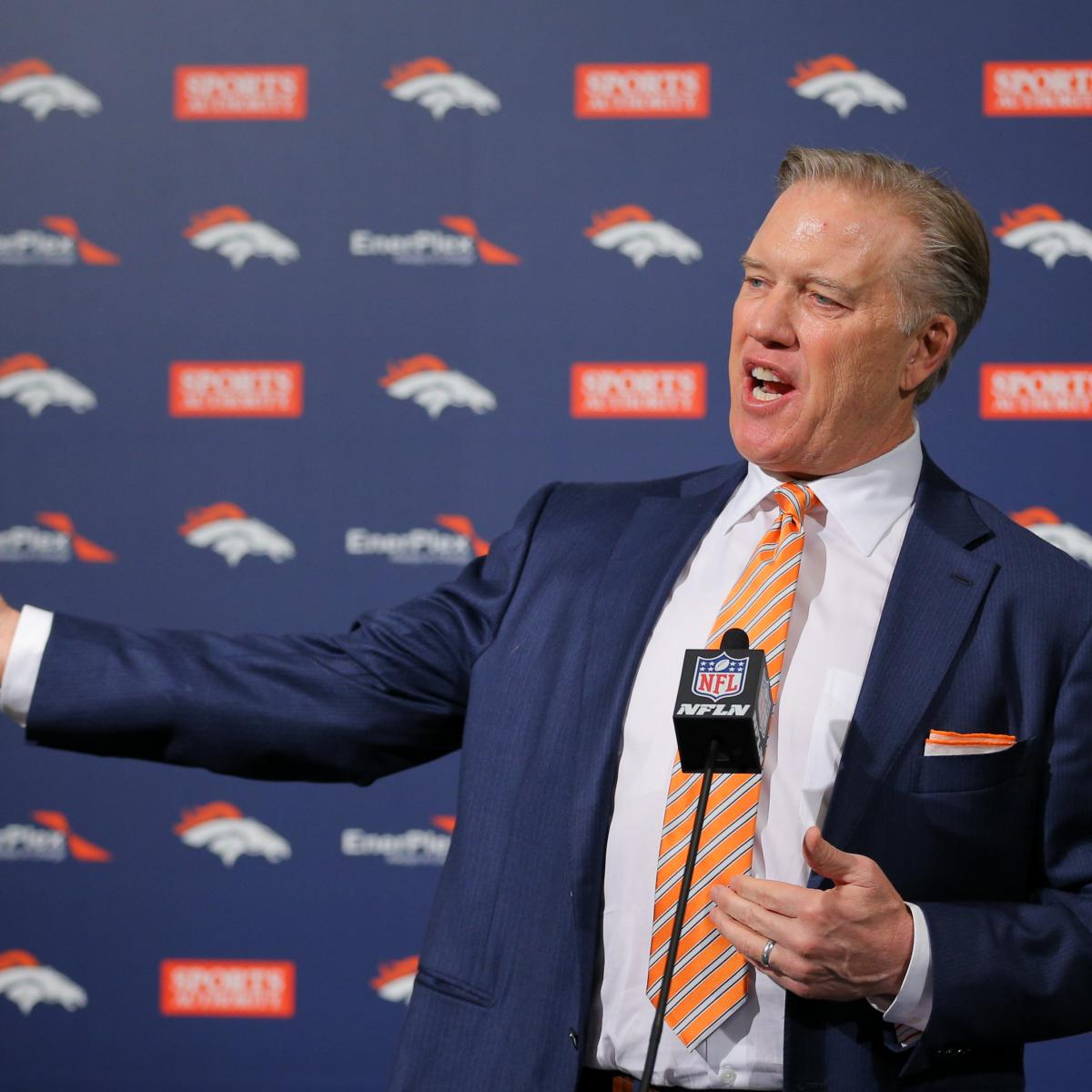 Denver News Outlets: Denver Broncos 2015 Draft: Aggregating Report Card Grades