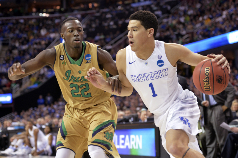 NBA Mock Draft 2015: 1st-Round Projections and Predictions for Top Prospects