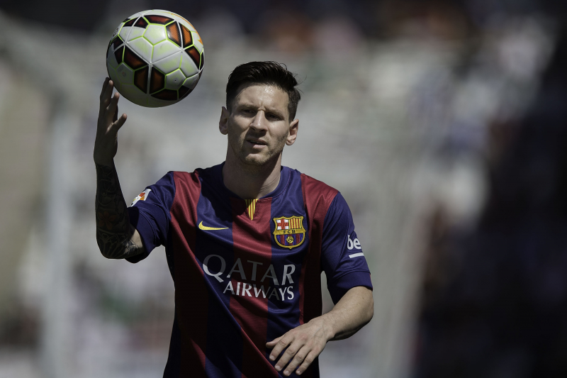 Barcelona vs. Bayern Munich: Lionel Messi's Key Comments from Pre-Match Presser
