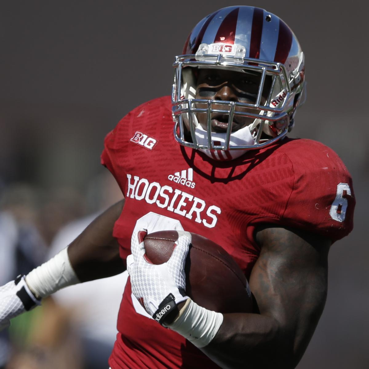 Why Tevin Coleman Projects As NFL's Top Rookie RB, Rookie