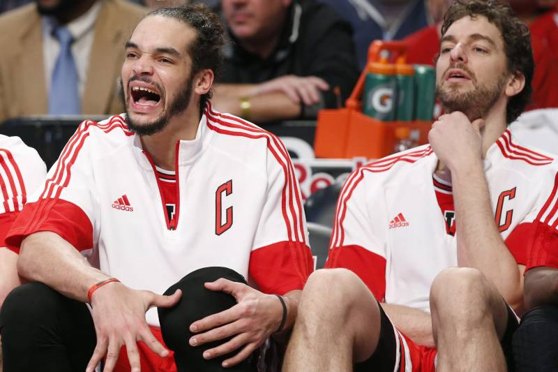 7fe053565fa3 Chicago Bulls  Depth Will Be Tested with Ailing Joakim Noah