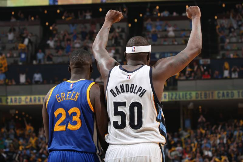 f732b395c6b2 Golden State Warriors vs. Memphis Grizzlies  Game 3 Grades and Analysis