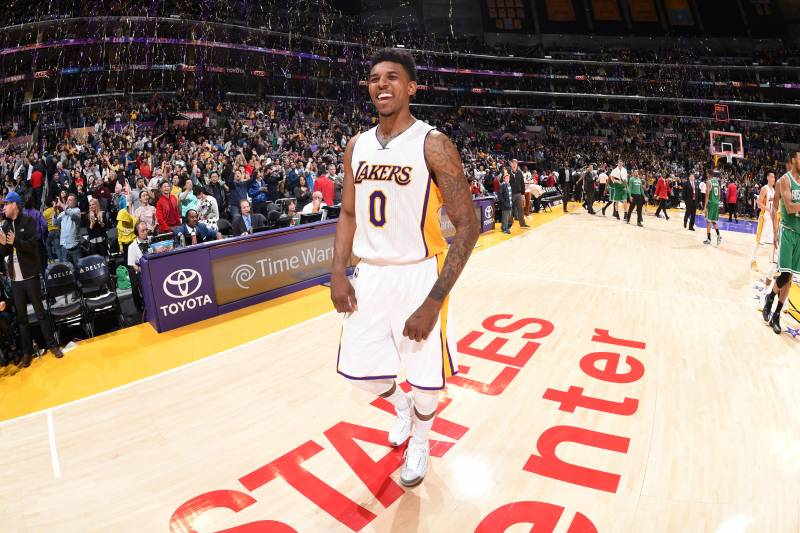 3f49402ff Nick Young s Long-Term Future a Major Question Mark for Los Angeles Lakers