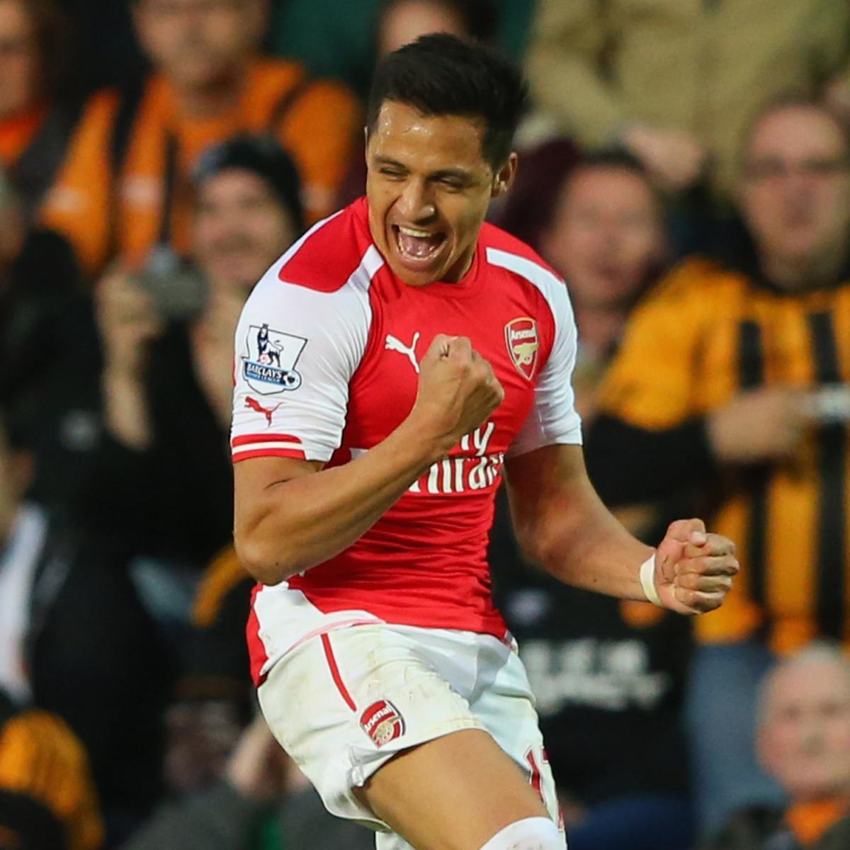 Arsenal Vs Barcelona Live Score Highlights From: Arsenal Vs. Swansea: Live Score, Highlights From Premier