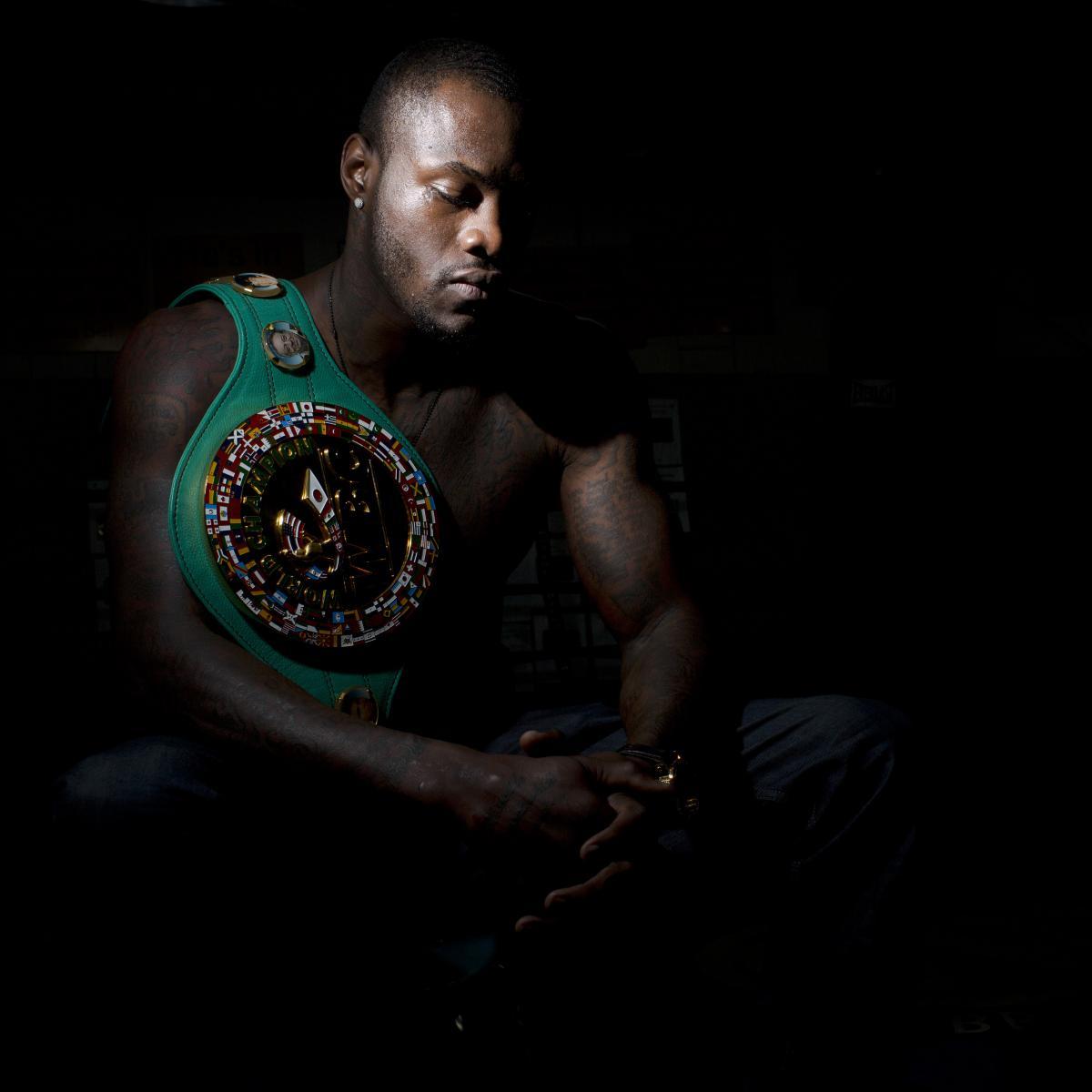 Deontay Wilder's Next Fight: A Mismatch But Ultimately
