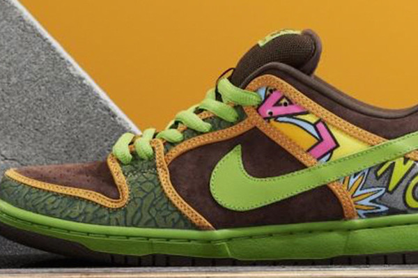 hot sale online 4c967 064af Nike Dunk Low Premium SB 'De La Soul' Release Date Schedule ...