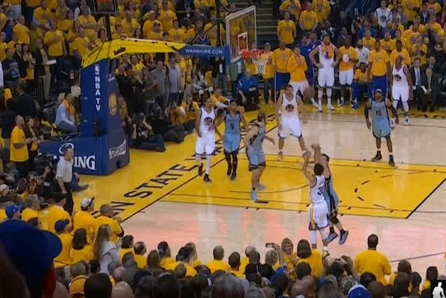 Stephen Curry Is the Fastest Player to 100 3-Pointers in Postseason History