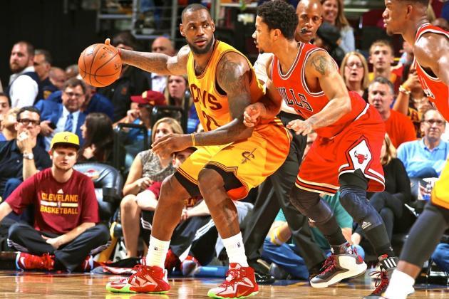 4bec0e4f5db7 Critical Bulls-Cavs Game 6 Comes Back to Derrick Rose vs. LeBron James