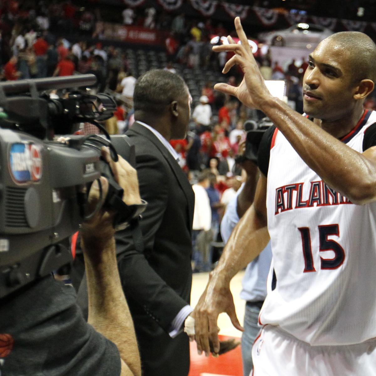 Underappreciated Al Horford Is the Perfect Star for Overlooked Atlanta  Hawks  09655fa89