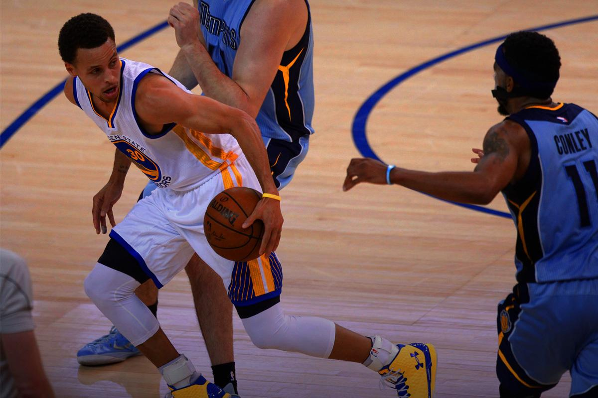 Ethan Skolnick: Grading MVP Stephen Curry's 2015 NBA Playoff Performance