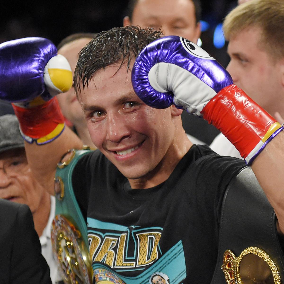 Gennady Golovkin: Could 'GGG' Be The Next Manny Pacquiao