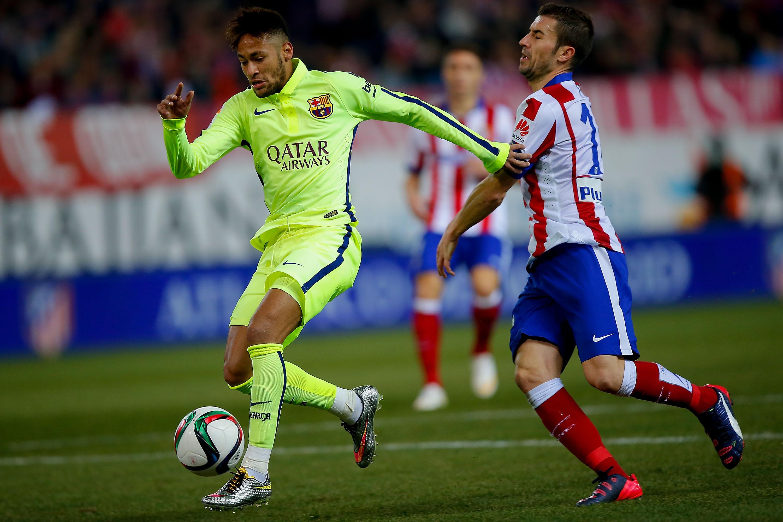 Neymar Slammed By Gabi After Atletico Madrid Vs Barcelona Altercation Bleacher Report Latest News Videos And Highlights