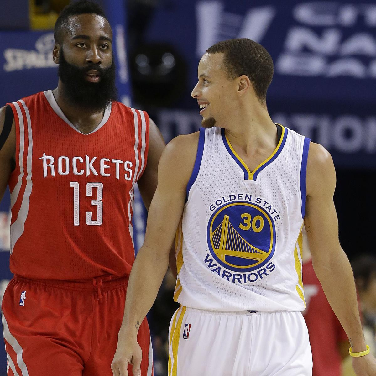 Rockets Vs Warriors Twitter Reaction: Rockets Vs. Warriors: Analysis, Predictions For Western