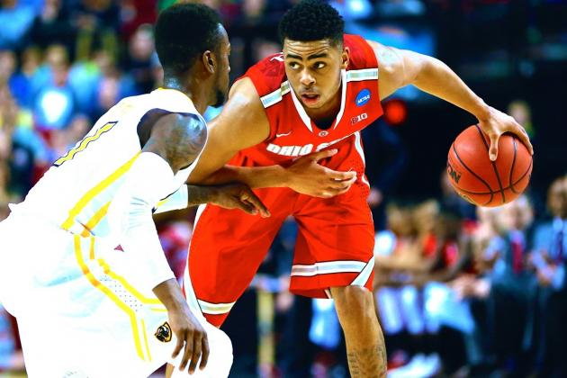 D'Angelo Russell Is the Clear 2015 NBA Draft Prize for the Philadelphia 76ers | Bleacher Report