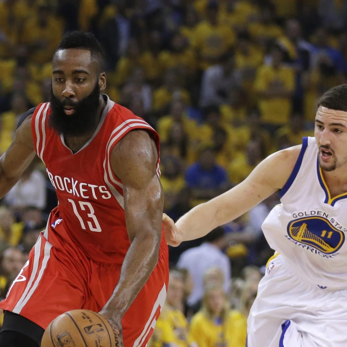 Houston Rockets Game Log: Houston Rockets Vs. Golden State Warriors: Game 2 Odds
