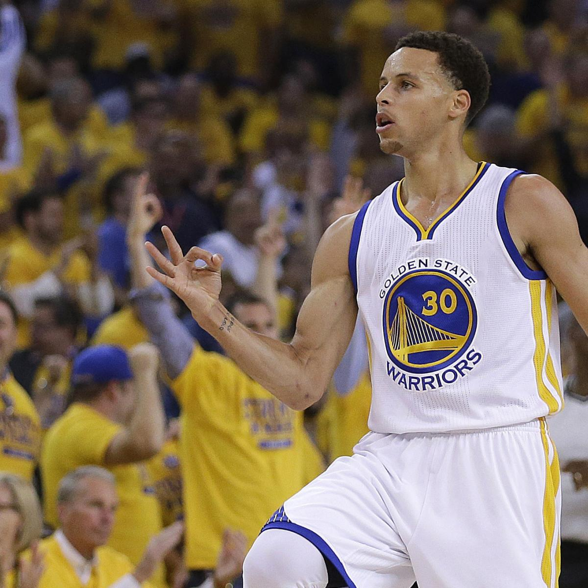 Houston Rockets Vs Golden State Warriors Lineup: NBA Playoffs 2015: Updated Standings, Conference Finals