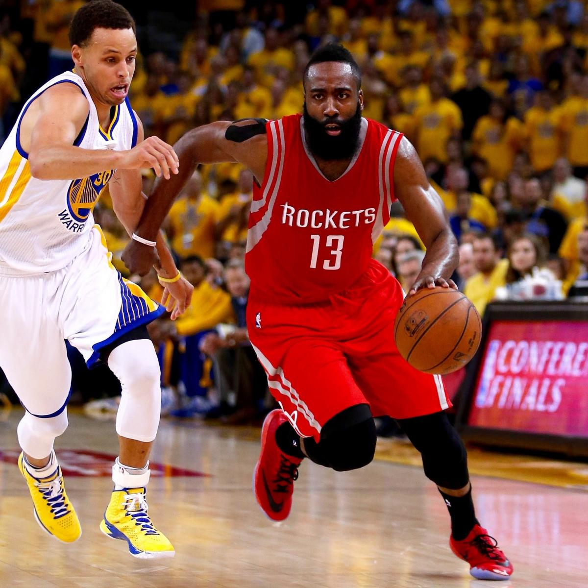 Rockets Vs Warriors Twitter Reaction: Houston Rockets Vs. Golden State Warriors: Live Score And