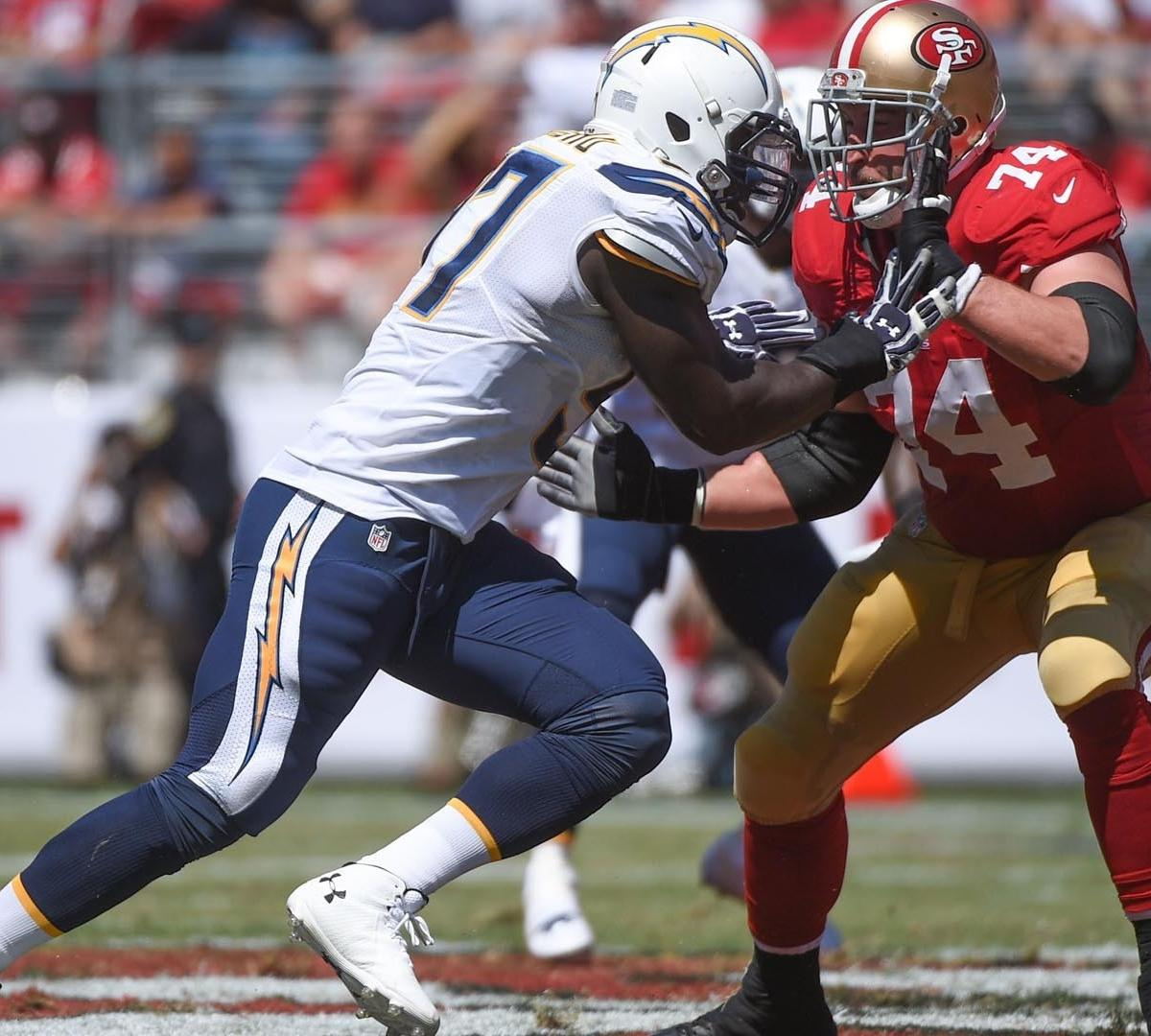 San Diego Chargers Bleacher Report: Predicting San Diego Chargers' 2015 Breakout Stars