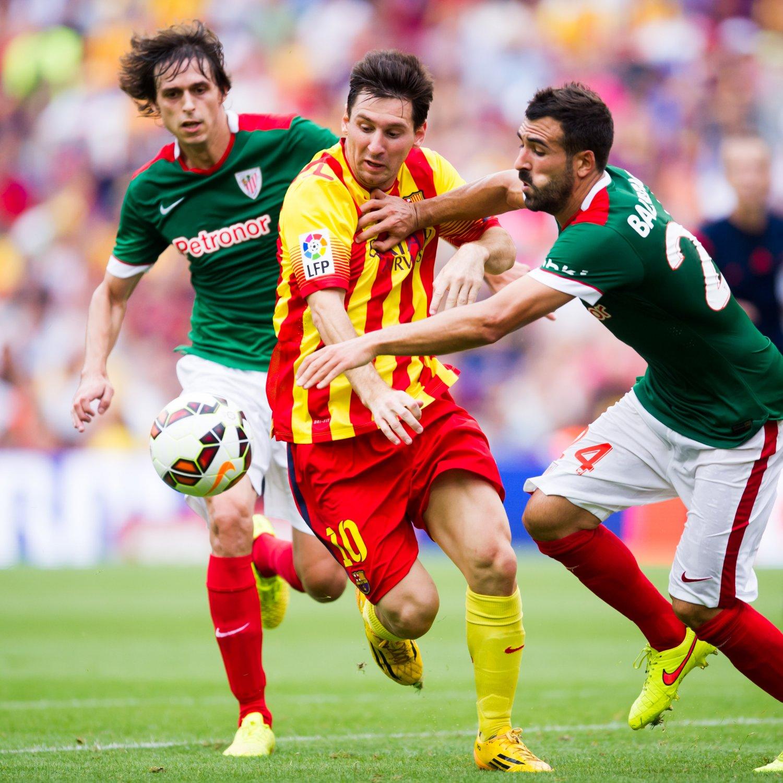 Barcelona vs Athletic Bilbao: Team News, Predicted Lineups ...