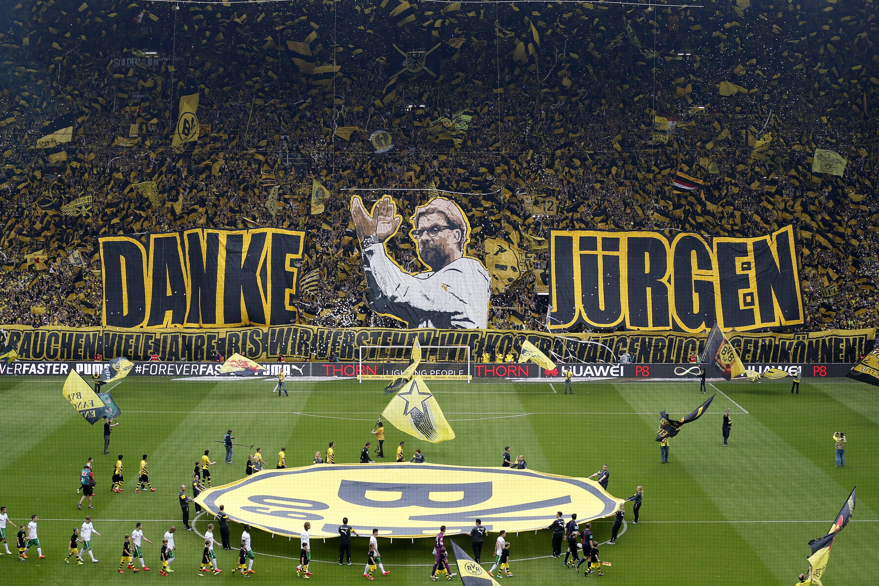 Borussia Dortmund Thank Outgoing Jurgen Klopp With Incredible Display Bleacher Report Latest News Videos And Highlights