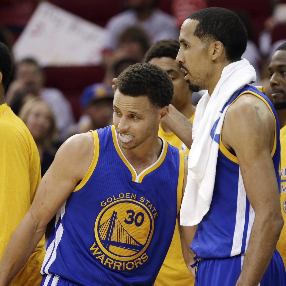Golden State Warriors Vs. Houston Rockets: Game 4 Odds