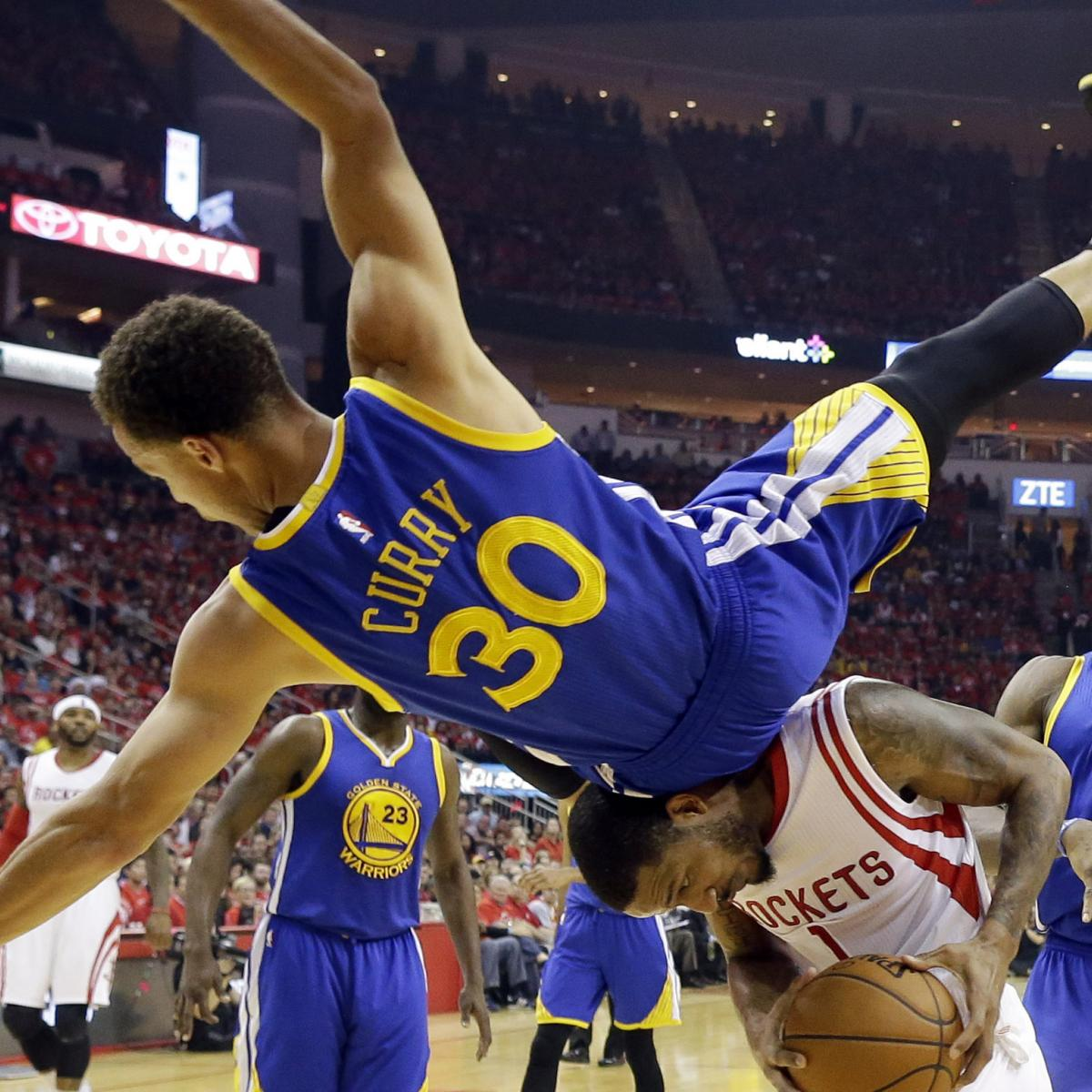 Rockets And The Warriors Game: Houston Rockets Vs. Golden State Warriors: Game 5 Odds