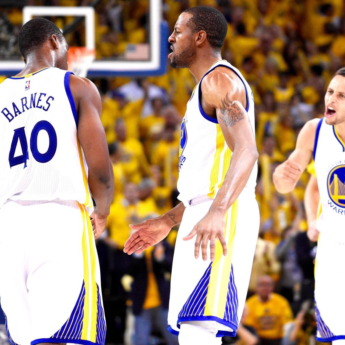 Rockets Vs Warriors Games: Rockets Vs. Warriors: Game 5 Score And Twitter Reaction