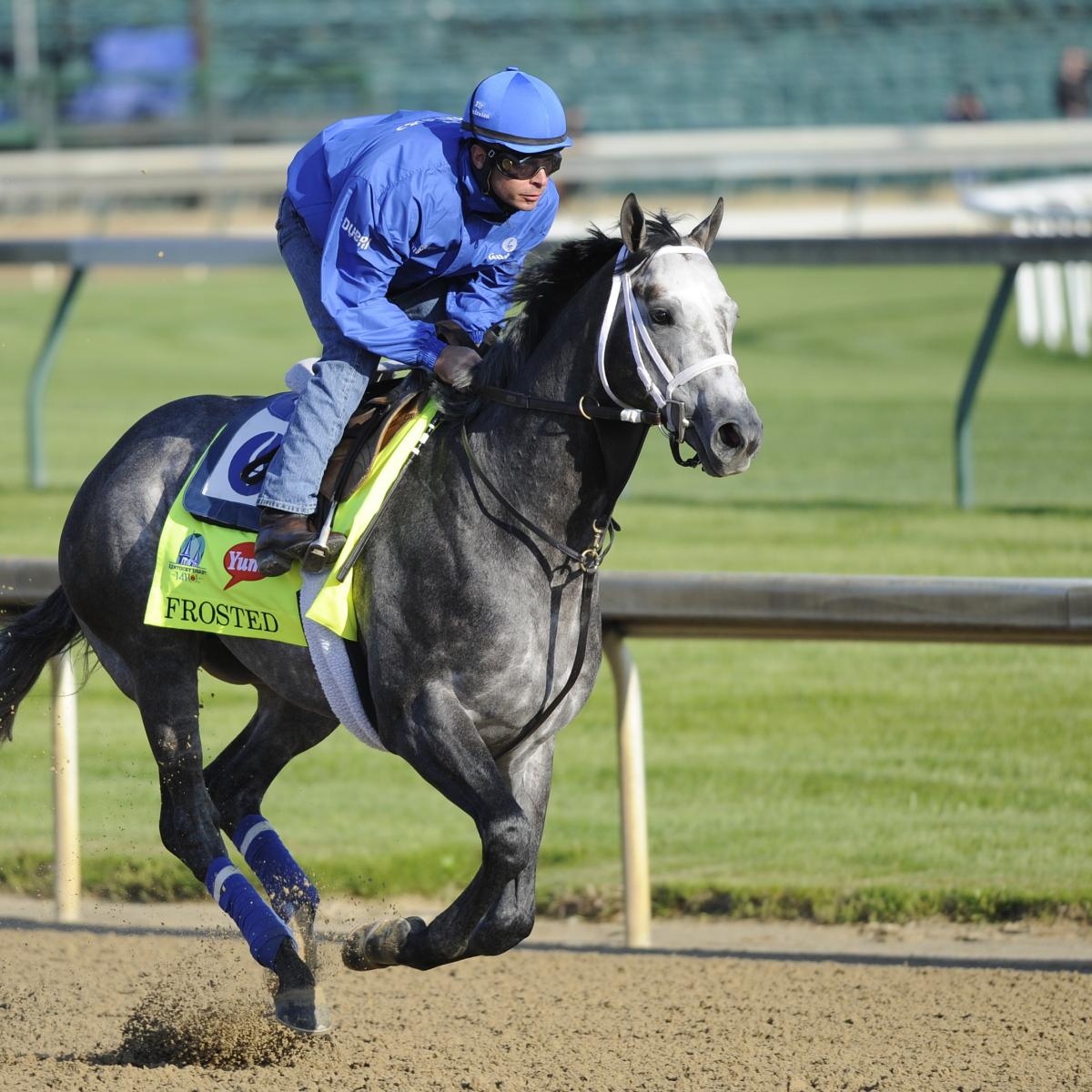 Belmont Stakes Contenders 2015 Analyzing Favorites For Triple Crown S