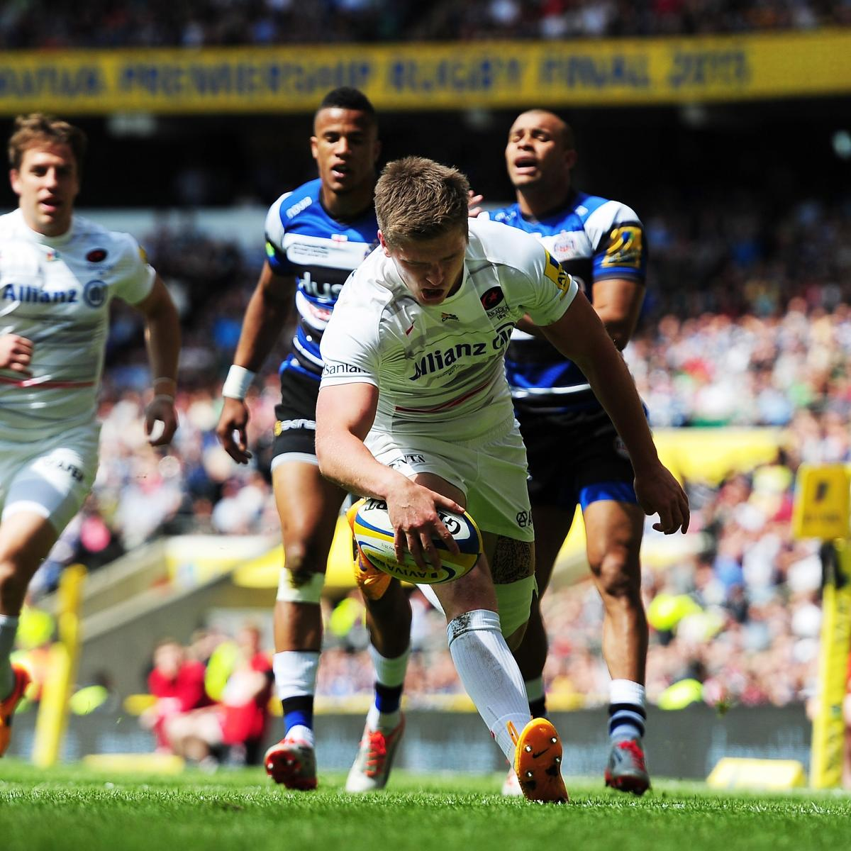 Aviva Premiership Final 2015: Score And Reaction For Bath