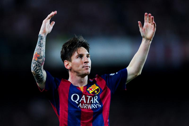Superhuman Lionel Messi Takes Barcelona to Verge of Historic Treble