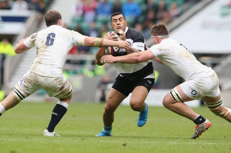 0570fa49c96 England vs. Barbarians Rugby 2015: Score, Report, Highlights and Analysis