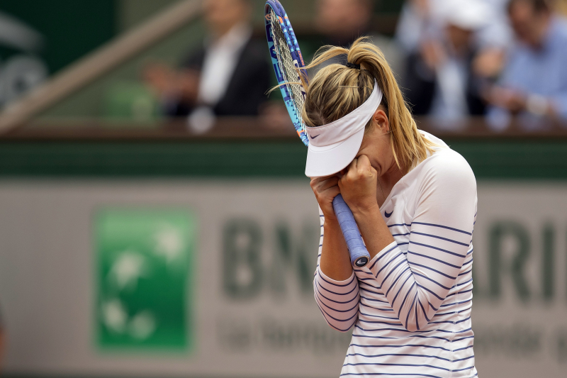 Maria Sharapova vs. Lucie Safarova: Score and Reaction from 2015 French Open
