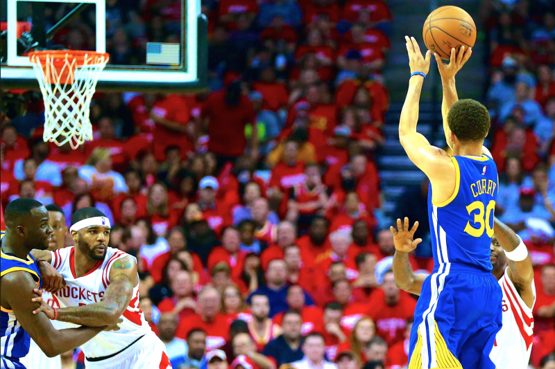 5cf5a3f0 Is Stephen Curry the Best Shooter Ever? Yes, Say Many of NBA's All-Time  Marksmen
