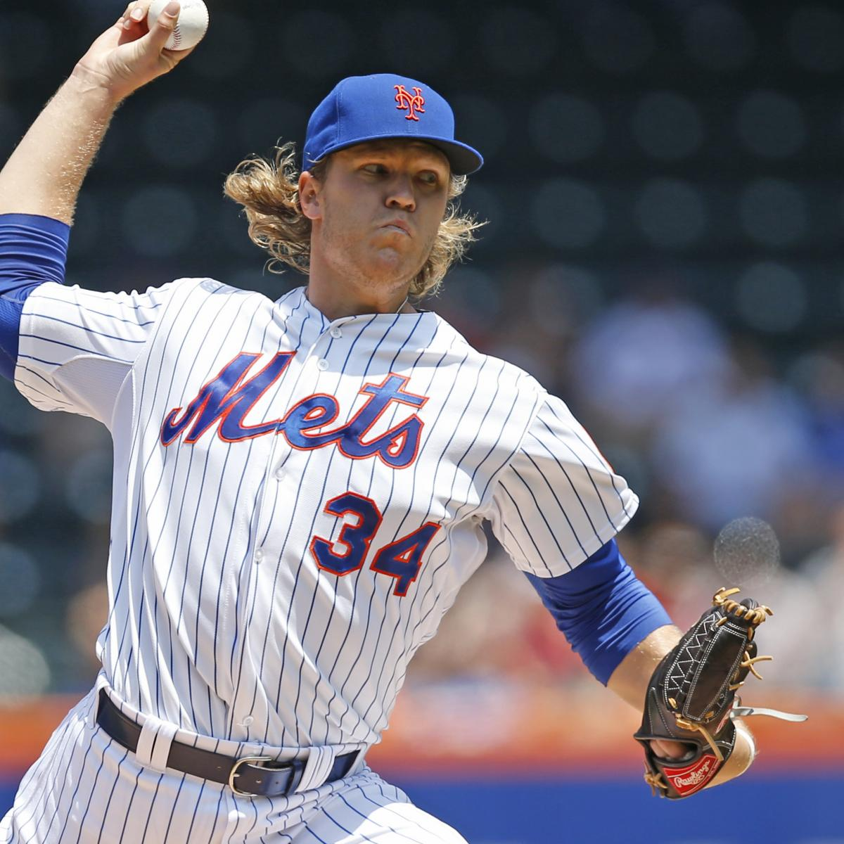 New York Mets: Noah Syndergaard Already Looking Like ...