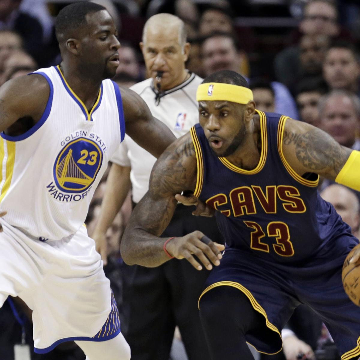 NBA Finals Schedule 2015: TV Times, Live Stream Coverage