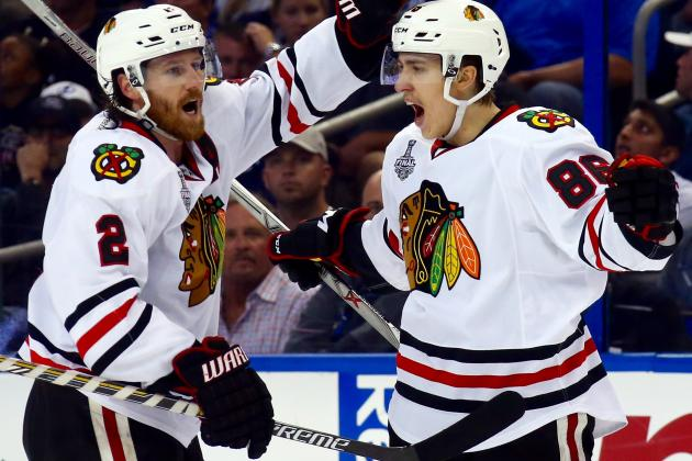 stanley cup final 2015 game 1 live score reaction for blackhawks