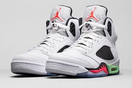 9e13eaa4f980 Nike Air Jordan 5 Retro  Poison Green  Release Date Schedule